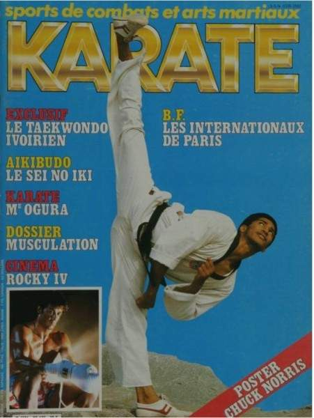 02/86 Karate (French)