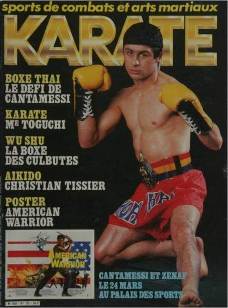 03/86 Karate (French)