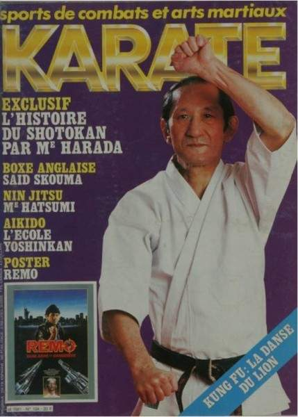 04/86 Karate (French)