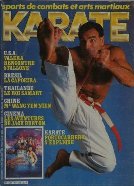 09/86 Karate (French)