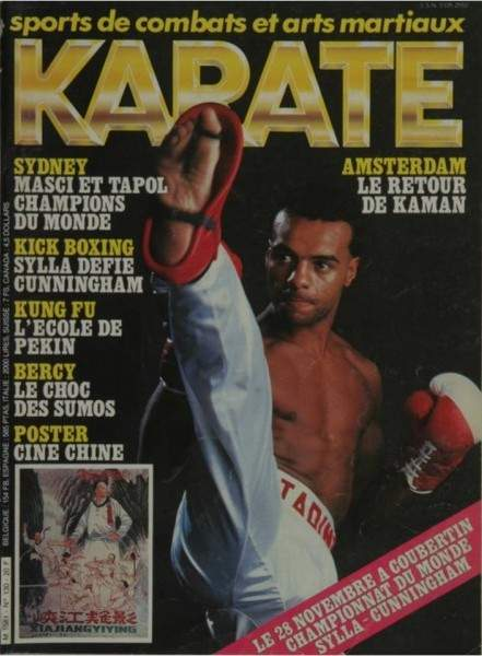 11/86 Karate (French)