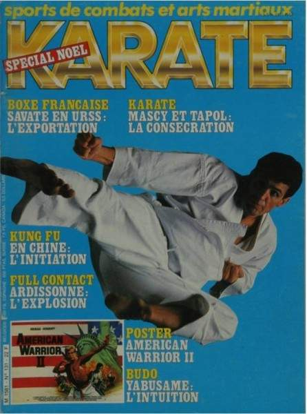 12/86 Karate (French)