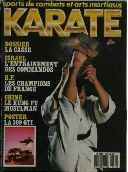03/87 Karate (French)