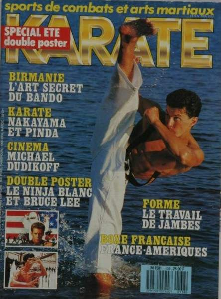 07/87 Karate (French)