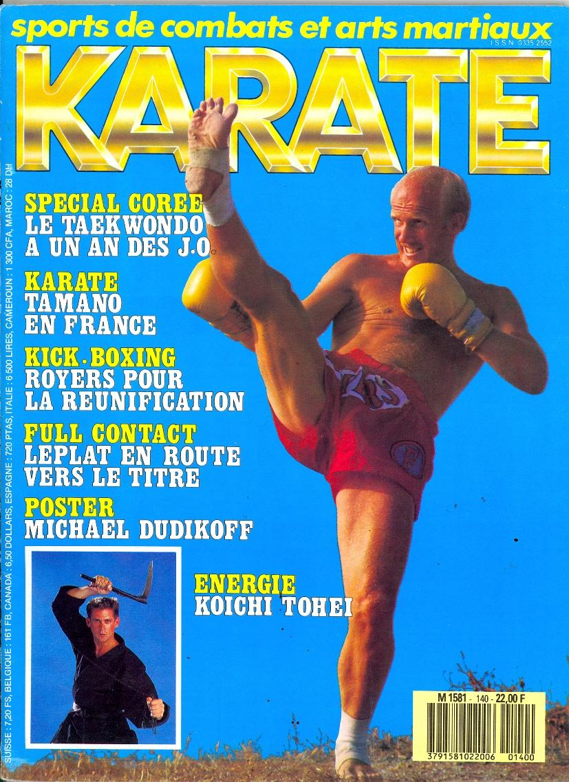 10/87 Karate (French)