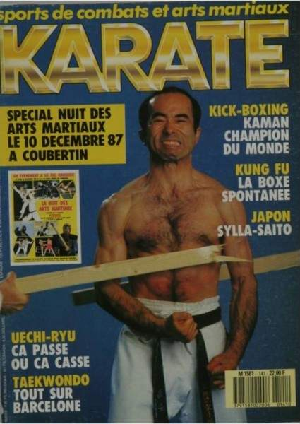 11/87 Karate (French)
