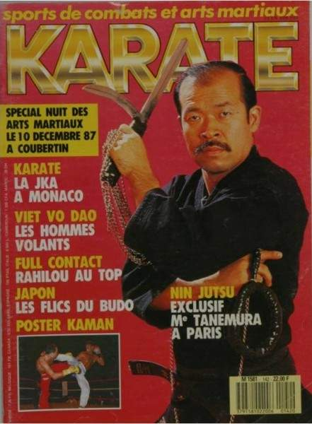 12/87 Karate (French)