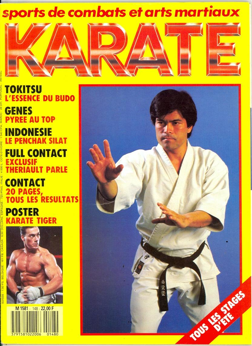 06/88 Karate (French)