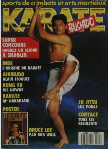11/88 Karate Bushido (French)