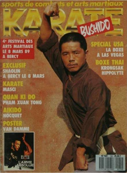 02/89 Karate Bushido (French)