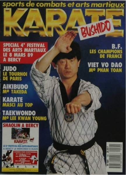03/89 Karate Bushido (French)