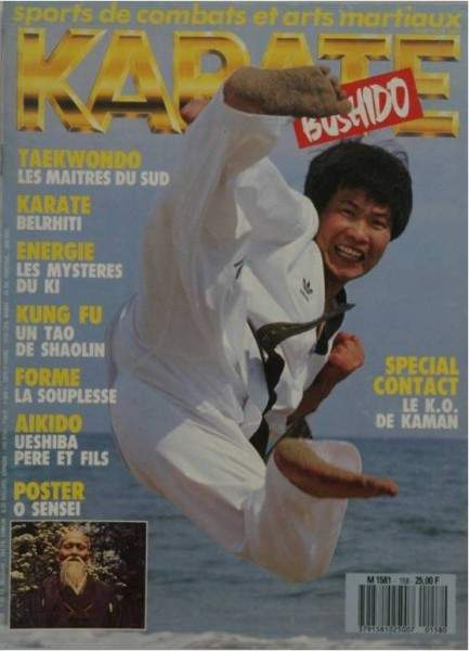06/89 Karate Bushido (French)