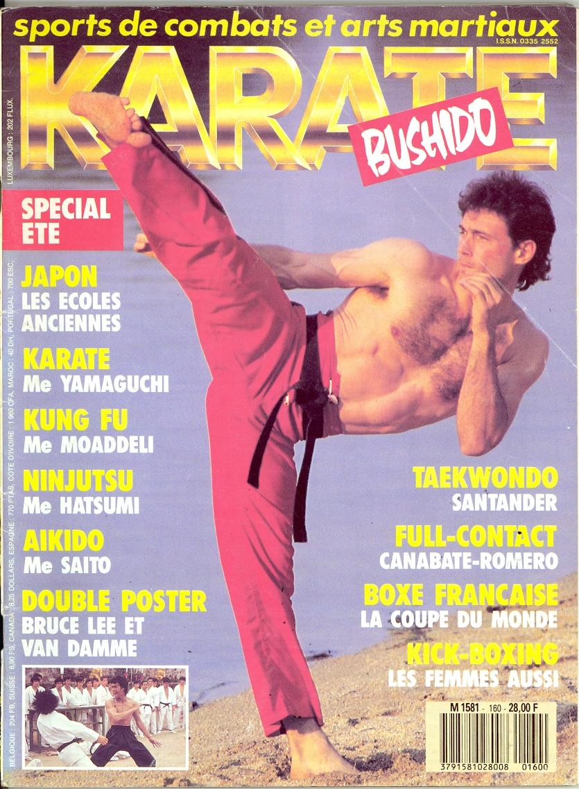 07/89 Karate Bushido (French)