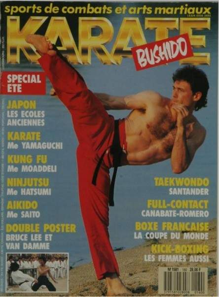 09/89 Karate Bushido (French)