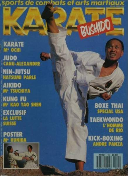 11/89 Karate Bushido (French)