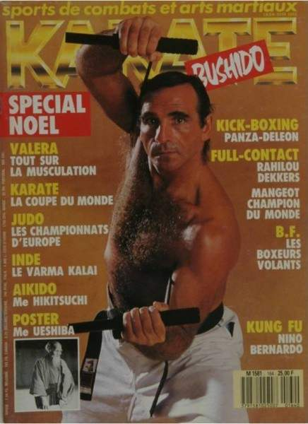 12/89 Karate Bushido (French)
