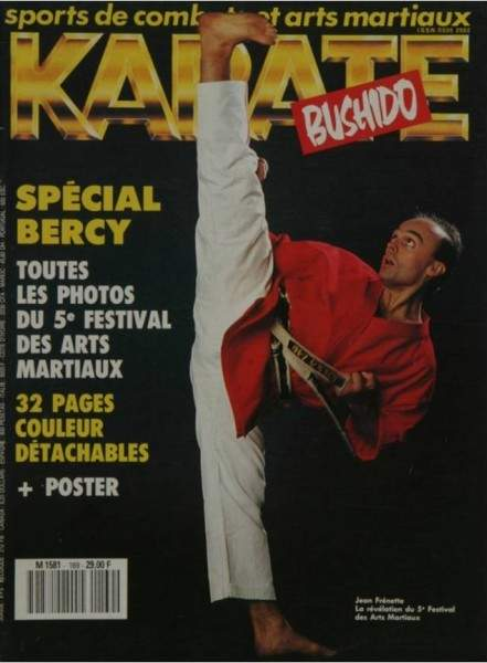 05/90 Karate Bushido (French)