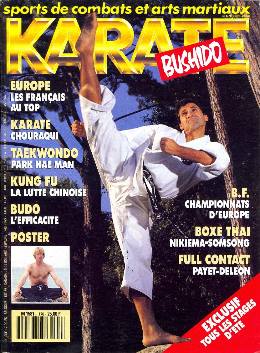 06/90 Karate Bushido (French)