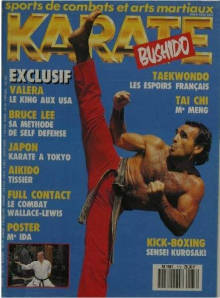10/90 Karate Bushido (French)