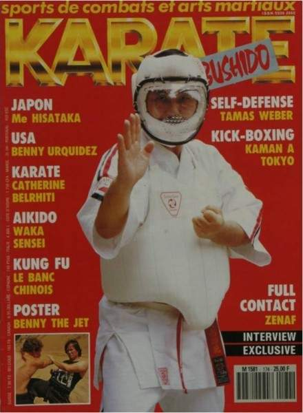 11/90 Karate Bushido (French)