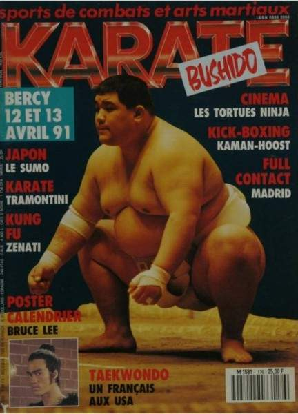 01/91 Karate Bushido (French)