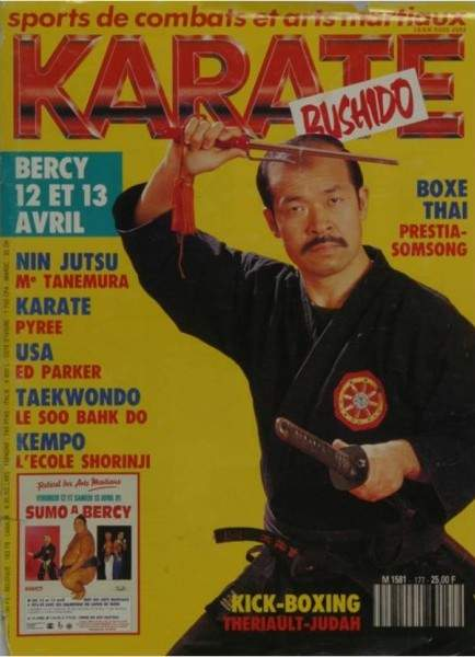 02/91 Karate Bushido (French)