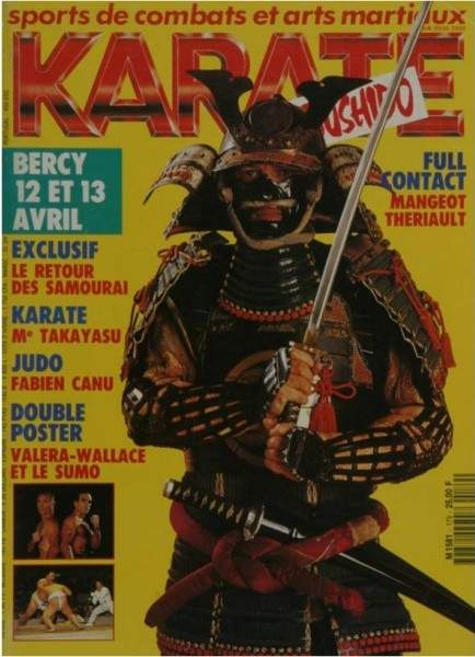 04/91 Karate Bushido (French)