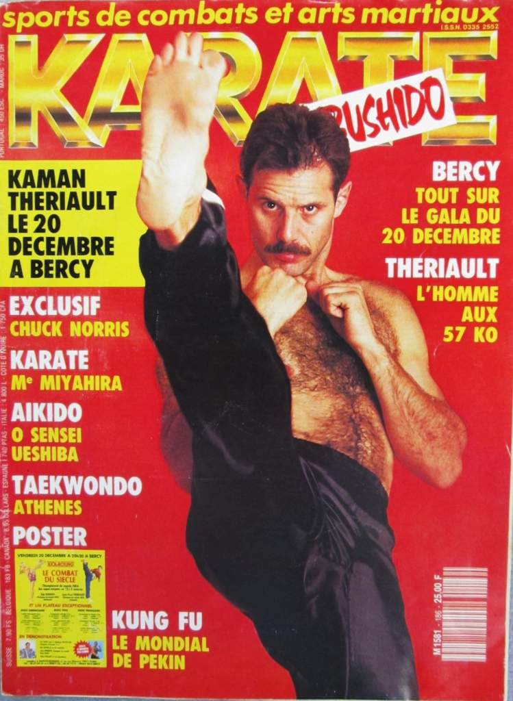 12/91 Karate Bushido (French)