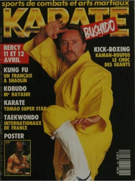 02/92 Karate Bushido (French)