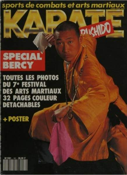 05/92 Karate Bushido (French)