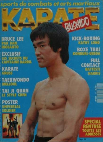 07/92 Karate Bushido (French)