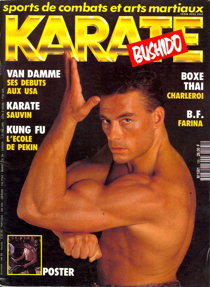 10/92 Karate Bushido (French)