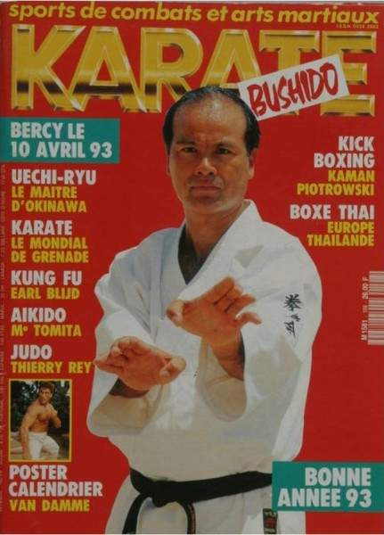 01/93 Karate Bushido (French)