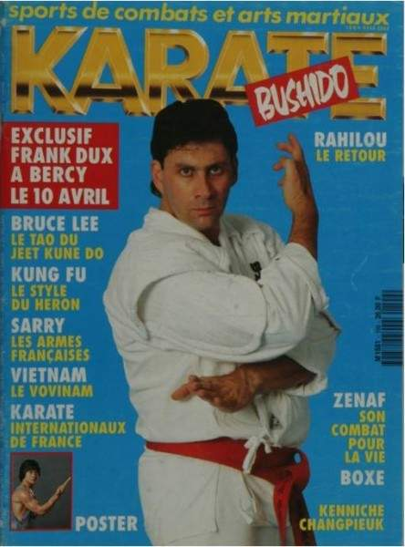02/93 Karate Bushido (French)