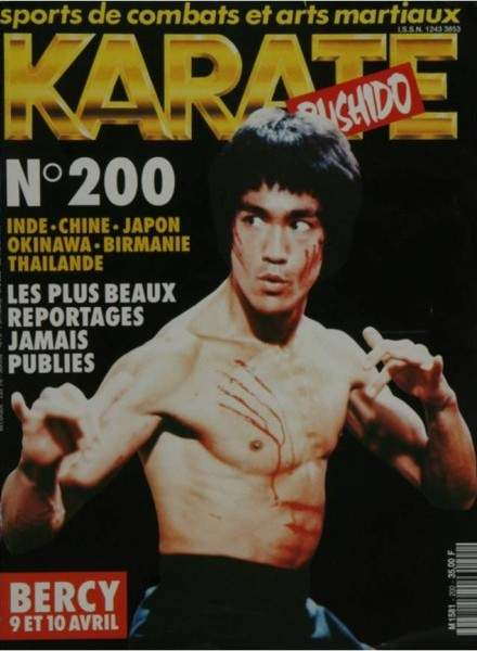 03/93 Karate Bushido (French)