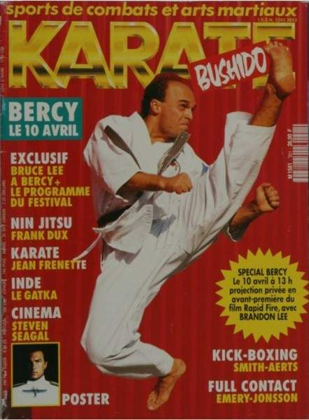 04/93 Karate Bushido (French)