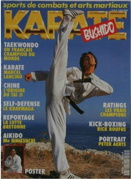 10/93 Karate Bushido (French)
