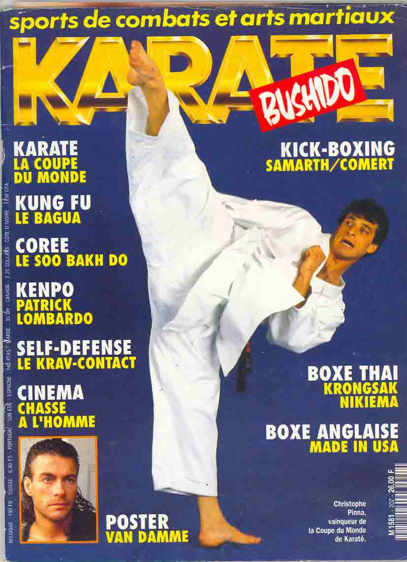 11/93 Karate Bushido (French)