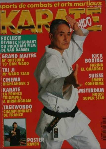06/94 Karate Bushido (French)