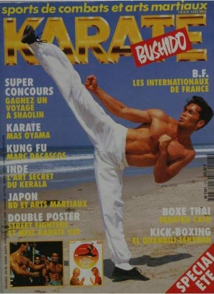 07/94 Karate Bushido (French)