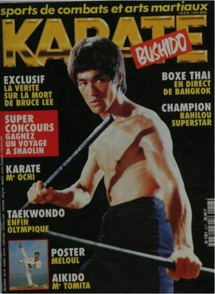 10/94 Karate Bushido (French)