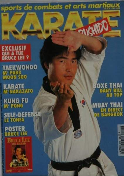 11/94 Karate Bushido (French)