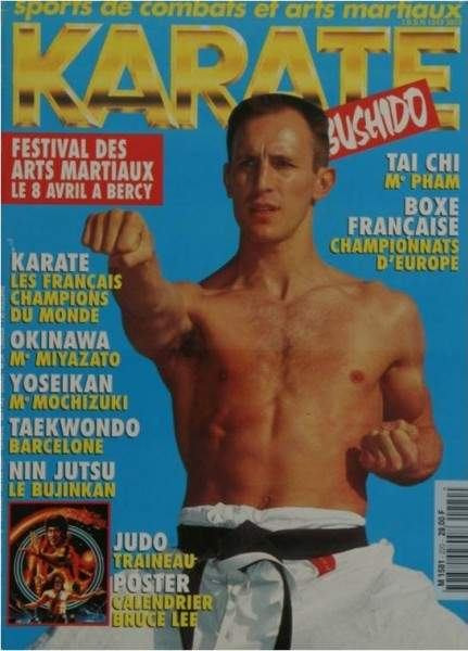 01/95 Karate Bushido (French)