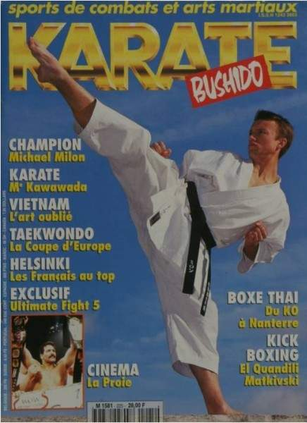 06/95 Karate Bushido (French)