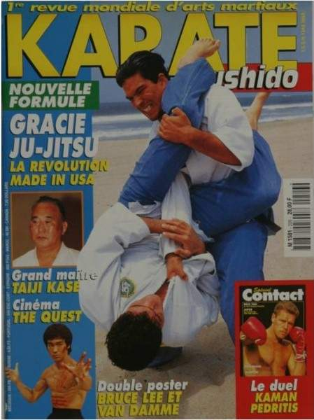 07/95 Karate Bushido (French)