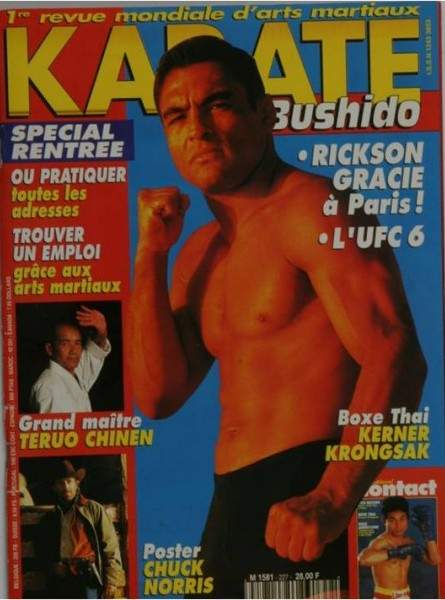 09/95 Karate Bushido (French)