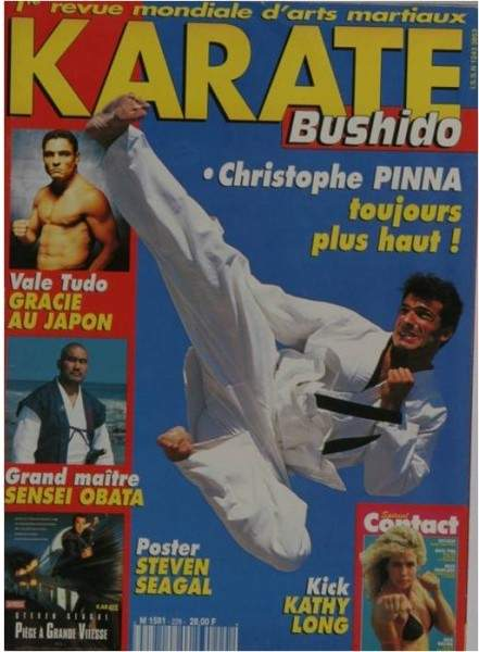 10/95 Karate Bushido (French)