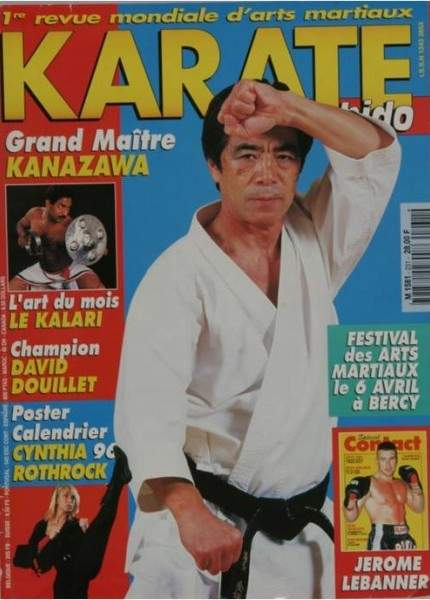 01/96 Karate Bushido (French)