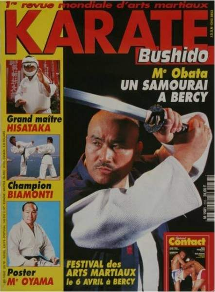 03/96 Karate Bushido (French)