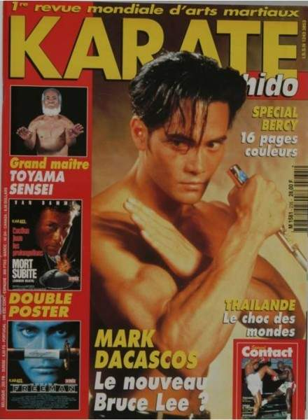 05/96 Karate Bushido (French)